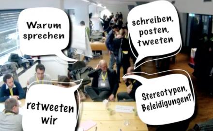 SpeedLab am 2.10. in Wuppertal! Alltagsrassismus in Schule und Internet