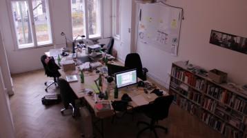 Die Kooperative Berlin sucht: Co-Worker_innen