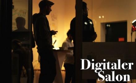 Digitaler Salon: Lasset uns tweeten. Über Spiritualität im Netz und das Internet in Kirchen.