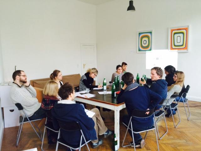 #praktiblog: Meine erste Woche bei der Kooperative in sieben Bildern.
