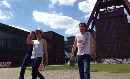 """Rückblick: """"ACTION SPEAKS LOUDER THAN WORDS!""""  – erster Workshop für die Stiftung Zollverein"""