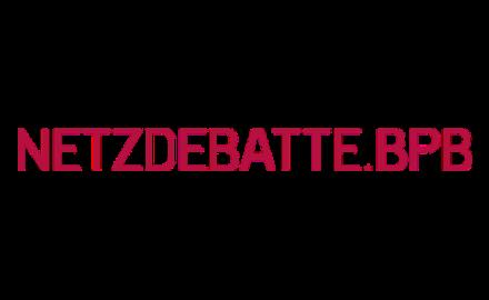 Der neue Netzdebatte-Schwerpunkt ist online!