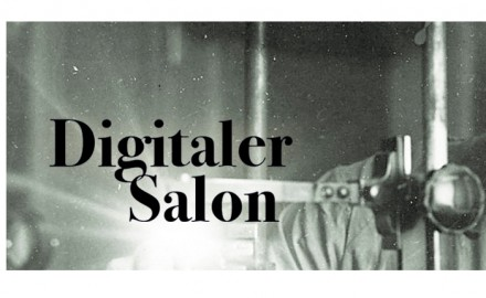 Ankündigung: Digitaler Salon am 26.08.15