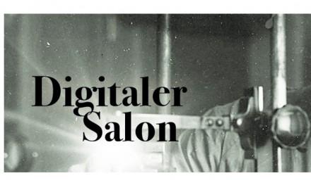 Ankündigung: Digitaler Salon am 26.08.15