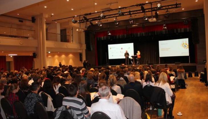 Die 4. Internationale Demokratiekonferenz 2015 läuft!