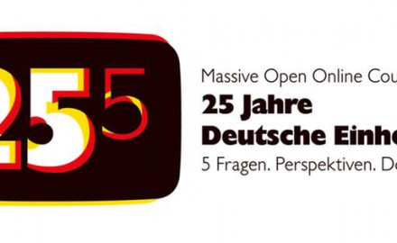 "MOOC ""25 Jahre Deutsche Einheit"" – Let's give it a try"