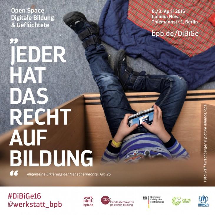 #netbeat 14/16: Digitale Bildung für Geflüchtete, Satirezensur und PanamaPapers