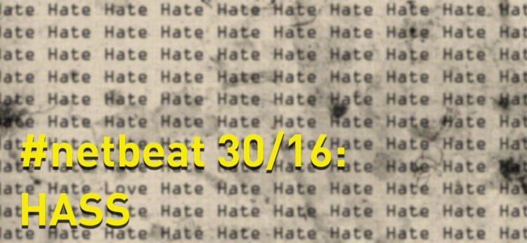 #netbeat 30/16: Hass