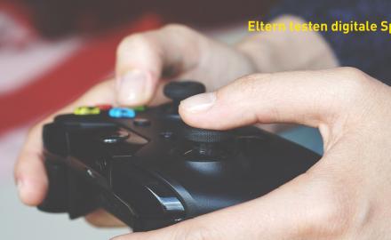 Eltern-LAN – Eltern testen digitale Spiele