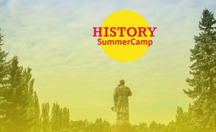 Noch schnell bewerben: HISTORY SummerCamp #HSC1717