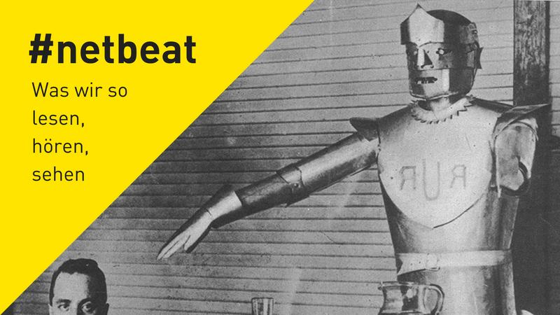 """#netbeat 16/17: """"Maschine, sprich mit mir! Wen soll ich wählen?"""""""