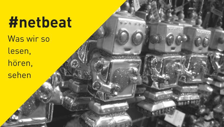 """#netbeat 18/17: """"Oh du…künstliche Intelligenz"""""""