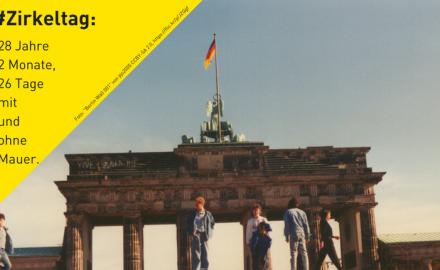 """""""Zirkeltag"""": 3 Projekte zur deutsch-deutschen Geschichte"""