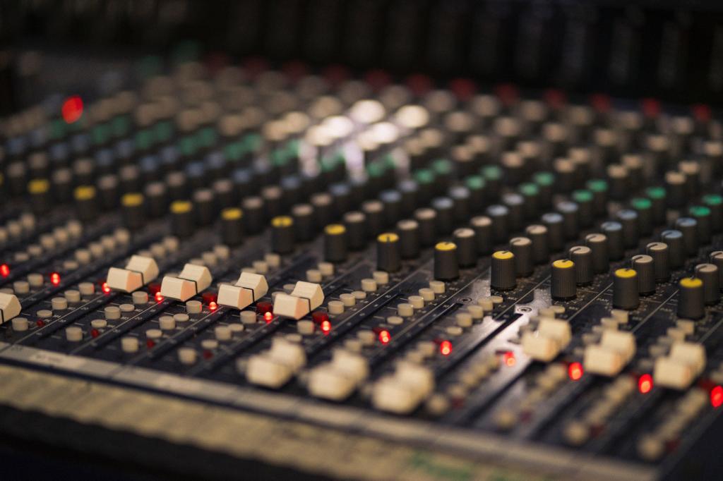 podcast blaupause audio produktion
