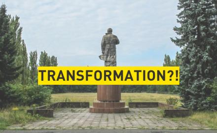 Transformiert euch?!
