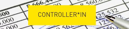 Controller*in gesucht (m/w/d)