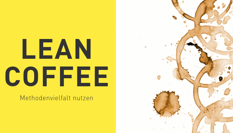 lean coffee methoden agenda