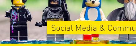Social Media und Community-Management (m/w/d)